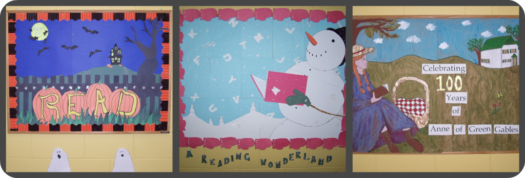 bulletin board ideas for january pictures. Some Library Bulletin Board Ideas