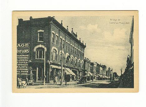Bridge Street, 1930