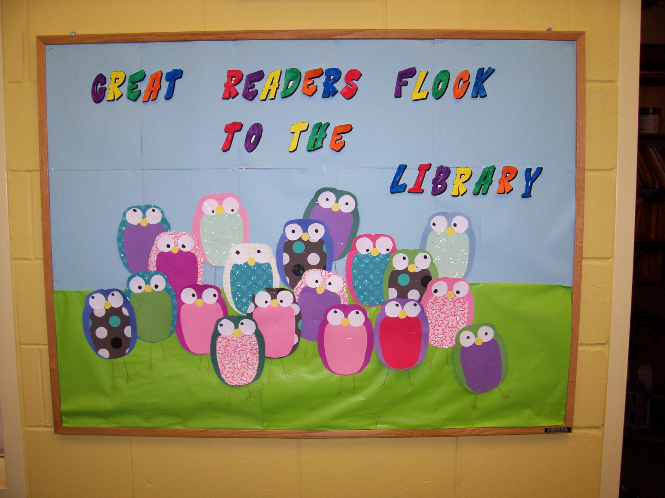 Bulletin Boards Tales From An Open Book