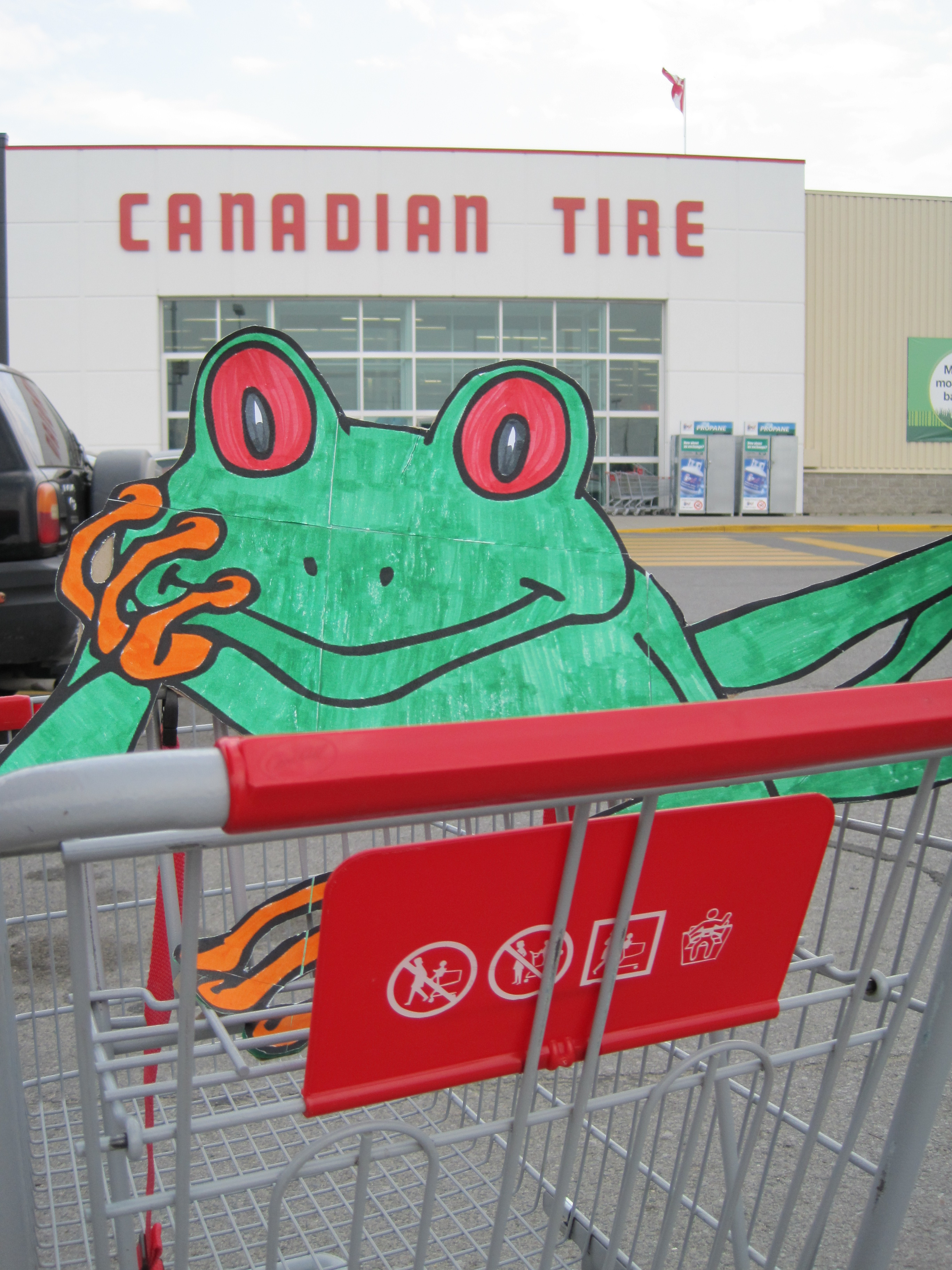 how to open a canadian tire franchise