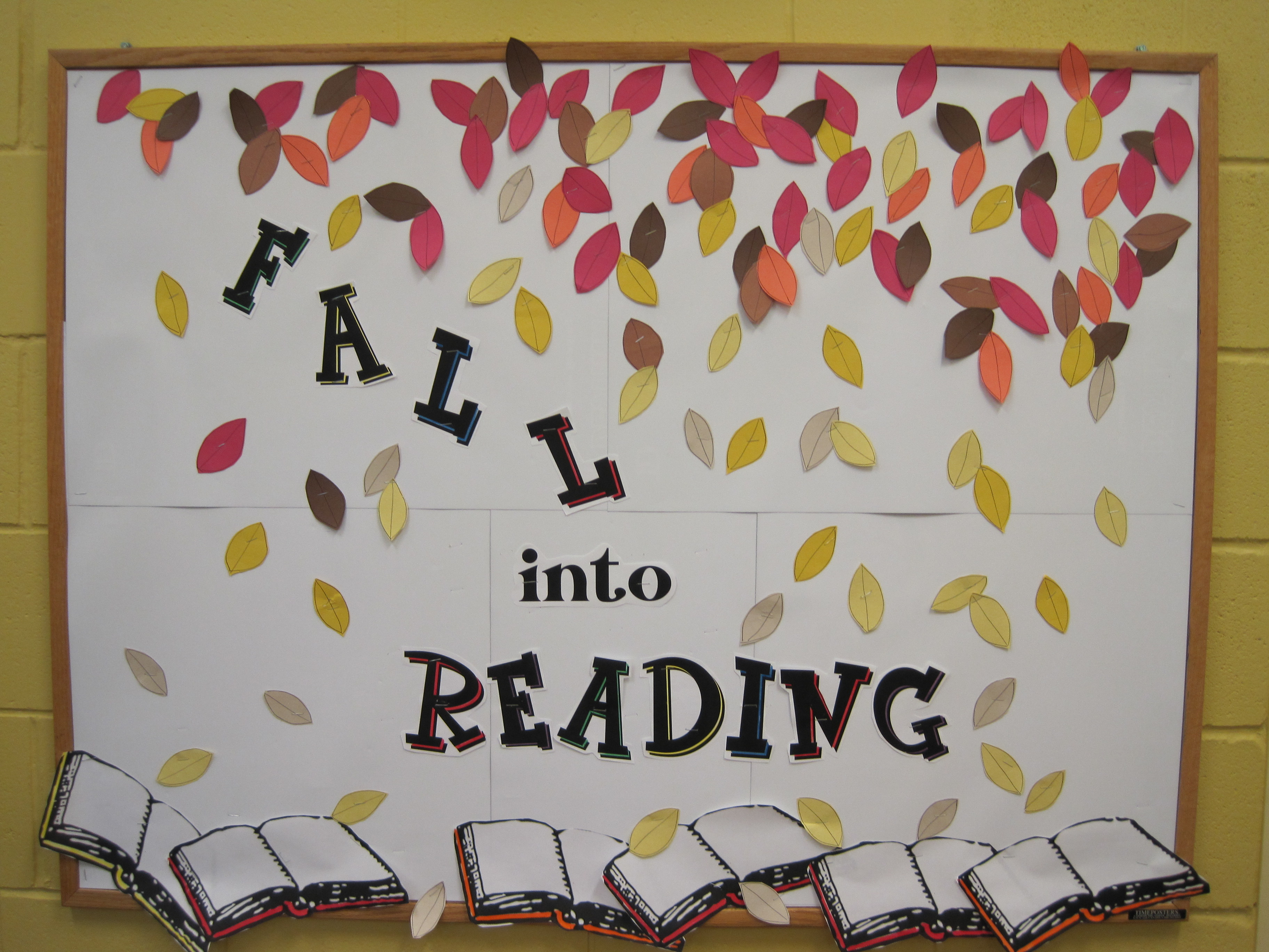 bulletin boards | Tales From An Open Book