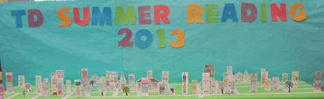 TD Summer Reading Club 2013