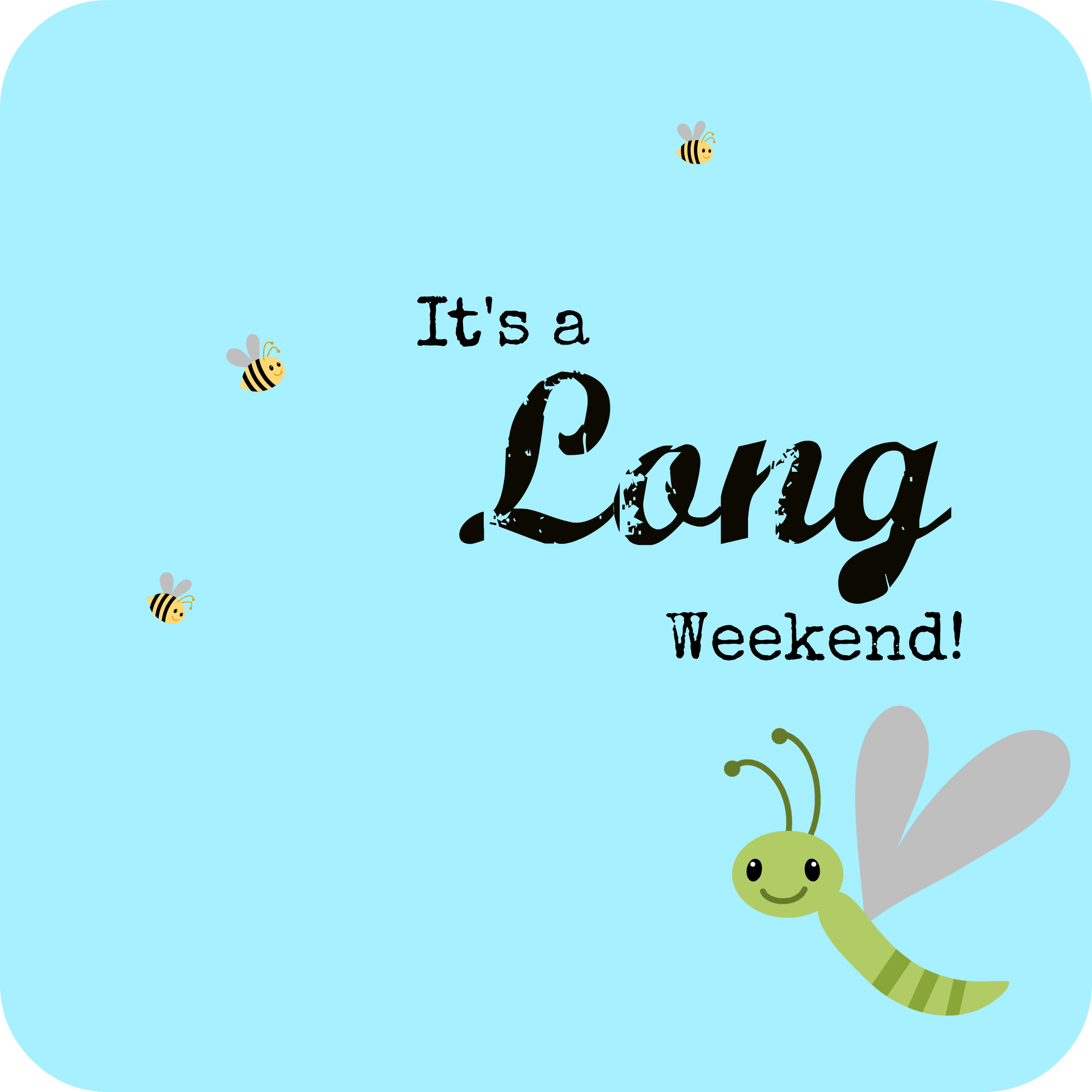 Long weekend tales from an open book - Week end a nice ...