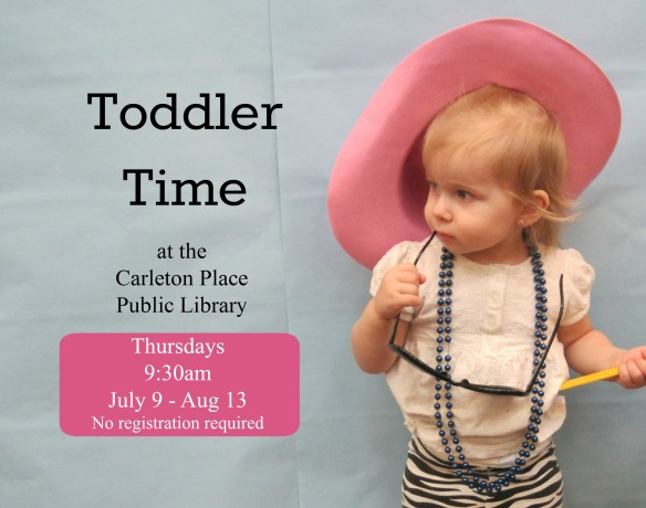 toddlersummer poster