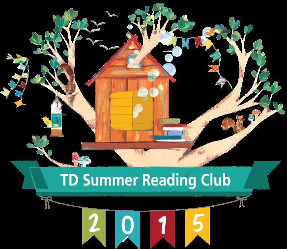 TD Summer Reading Club 2015