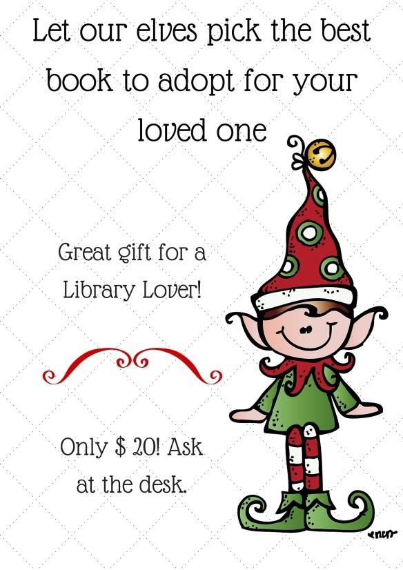 Library Book Elf!