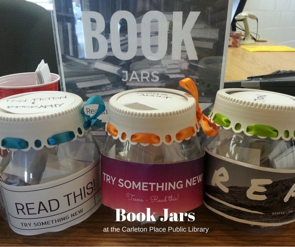 Book Jars