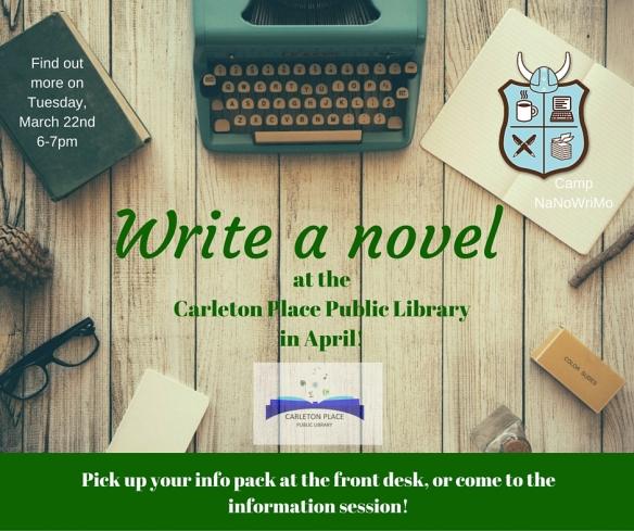 Write a novel(1)