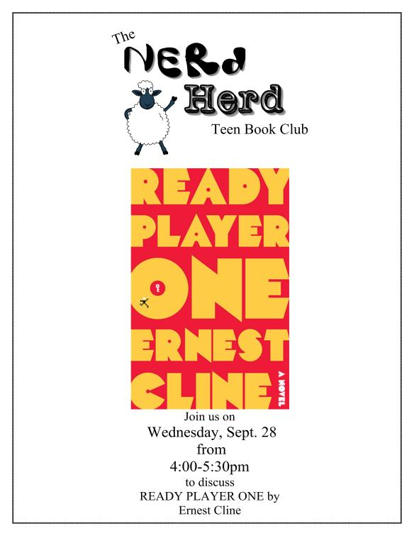 Teen Book Club poster