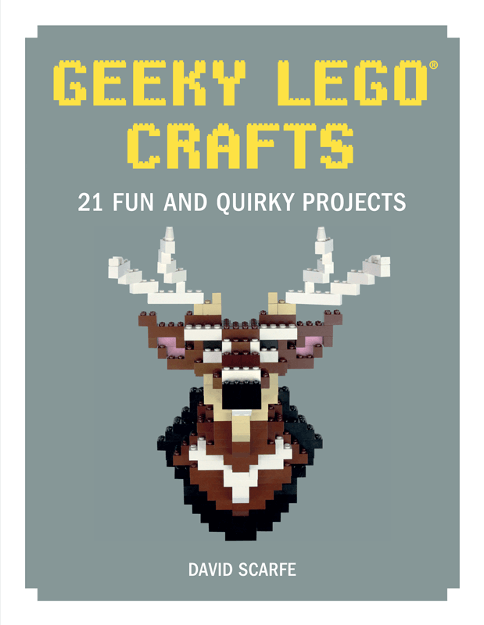 Lego Crafts for adults